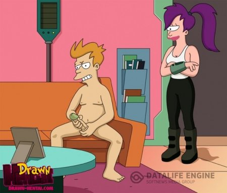 Futurama porn sex adventures 1